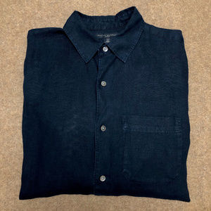 Banana Republic Linen Shirt